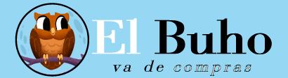 Logo - elbuhovadecompras.com