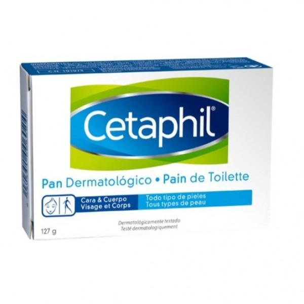 CETAPHIL PAN DERMATOLOGICO 127 G