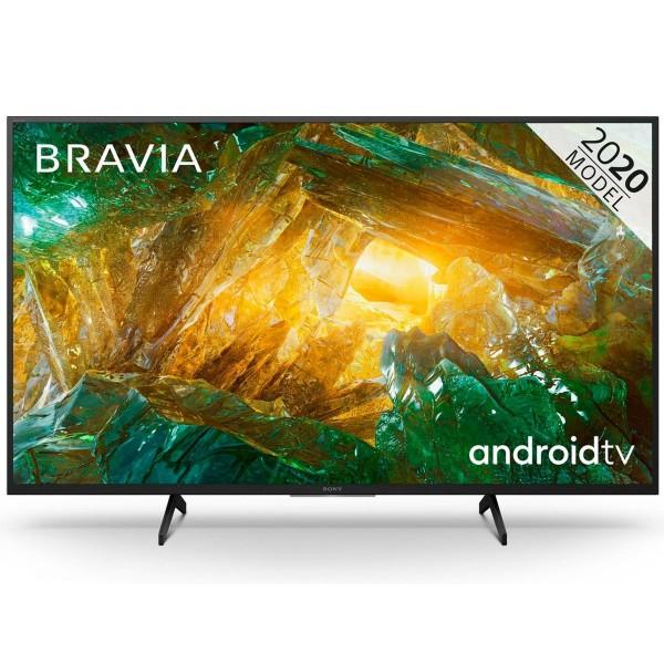 Sony ke-55xh8096 tv 55''/4k ultra hd/alto rango dinámico (hdr)/smart tv (android tv))
